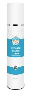 Hydrate Toner - Rebalancing and pH replenishing toner.